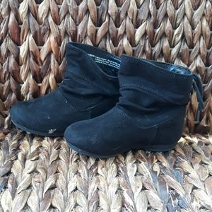 5 for 10, toddler girl boots, size 7
